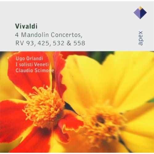 Vivaldi : Concerto for 2 Flutes, 2 Salmoe, 2 Violins, 2 Mandolins, 2 Theorbos & Cello in C major RV558 : III Allegro