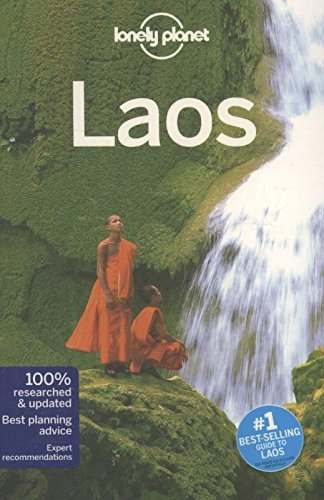 Laos 8 (inglés) (Country Regional Guides)