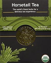 Horsetail Tea - Organic Herbs - 18 Bleach Free Tea Bags