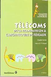 Télécoms : De la transmission à l'architecture de réseaux