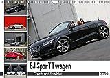 8J SporTTwagen Coupé und Roadster (Wandkalender 2019 DIN A4 quer): TT 8J (Monatskalender, 14 Seiten ) (CALVENDO Mobilitaet)