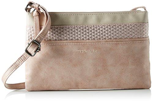 tamaris-damen-khema-small-crossbody-bag-umhngetasche-mehrfarbig-rose-comb-one-size