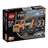 LEGO Technic 42060 - Straßenbau-Fahrzeuge, Bauspielzeug