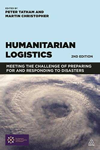 humanitarian logistics The scope and complexity of humanitarian disasters have greatly increased over the past years the book 'humanitarian logistics', which was published in february, gives a clear overview of the challenges and developments in humanitarian logistics.