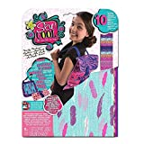 Sew Cool Creative Fabric Kit, Kits de Costura para Niños, Modelos Surtidos
