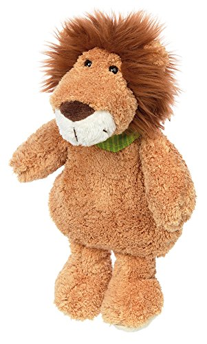 Sigikid 41801Cojín de calor León Sweety, color marrón