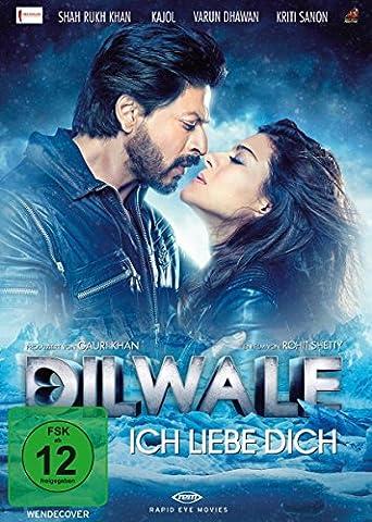 Dilwale - Ich liebe Dich (Erstauflage mit Poster) (Bollywood Mit Shahrukh Khan)