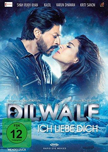 Dilwale - Ich liebe Dich (Erstauflage mit Poster)