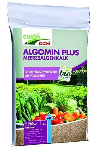 CUXIN DCM ALGOMIN PLUS - MEERESALGENKALK 20 kg Granulat