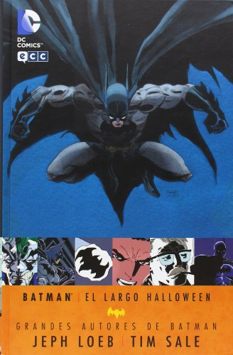 (Batman, Largo Halloween (Grandes autores Batman: Jeph Loeb y Tim Sale))