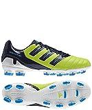 Adidas Adipower Predator TRX FG FuÃ?ballschuh Slime / Dark Indigo / WeiÃ? V23527