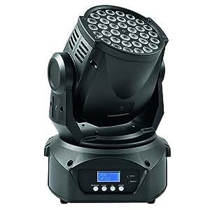 Eurolite 060304 TMH-40 Moving-Head Wash LED Noir