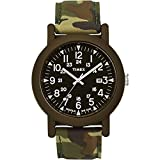 Timex Originals Camper Watch - Olive Case/Olive Camo Strap
