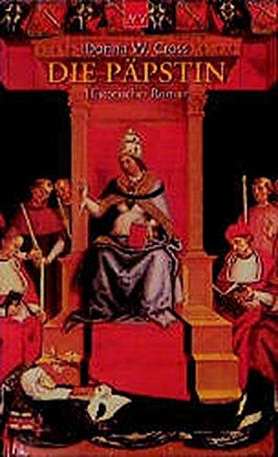 Buchcover Die Päpstin