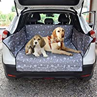 Donad Pet Cars Mat Waterproof Seat Protector Removable Foldable Breathable Portable Seat Cover