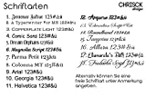 CHRISCK design Grabstein Gedenkstein aus hochwertigem Hochglanz Acrylglas (bruchsicher/wetterfest) Grabplatte mit Gravur/Fotogravur ab 20x15 cm cm Gedenktafel für Menschen Andenken Außenbereich - 5