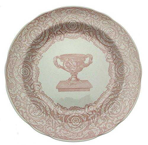 Warwick vase Spode Archiv Collection Viktorianischer Teller -