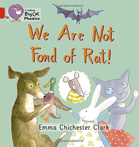 We are not fond of Rat!
