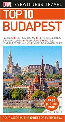 Top 10 Budapest (DK Eyewitness Travel Guide)
