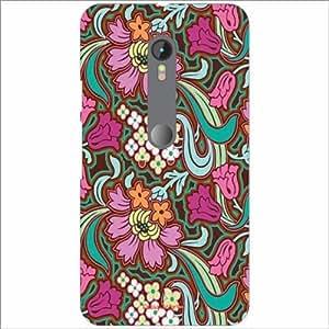 Design Worlds - Motorola Moto G (3rd gen) Designer Back Cover Case - Multic...