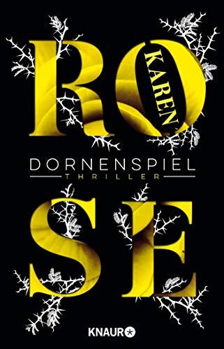 Buchcover Dornenspiel: Thriller (Die Dornen-Reihe, Band 3)