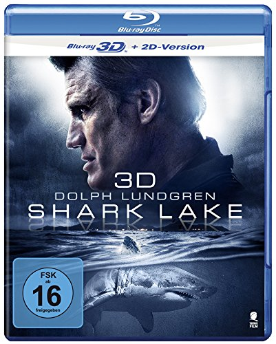 Shark Lake [3D Blu-ray + 2D Version]