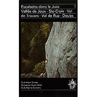 Escalades dans le Jura