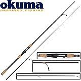 Okuma Alaris Spin 228cm 15-40g - Spinnrute für Gummifische, Wobbler & Blinker, Angelrute für Zander, Barsch & Forelle, Zanderrute