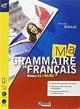 Ma grammaire de francais. Con Extrakit-Openbook. Per le Scuole superiori. Con e-book. Con espansione online