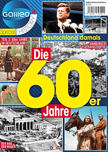 Galileo Magazin SPECIAL HISTORY: Die 60er Jahre - Teil 2: 60er JAHRE IN DEUTSCHLAND