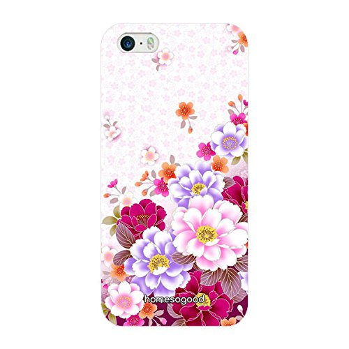 homesogood-drybrush-floral-pattern-multicolor-3d-mobile-case-for-iphone-5-5s-back-cover