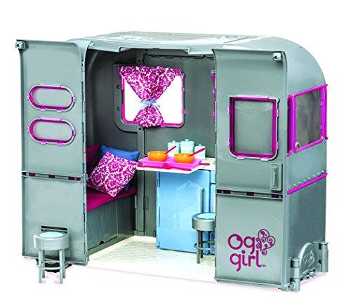 Our Generation 44355 - Camping Anhänger (Unsere Puppen Generation Küche Für)