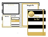 Robert Frederick Things to Do, Notes & Lists Pad Sets - Bold Stripe & Geo Spot, Assorted