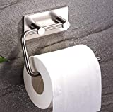3M Adhésif Porte-Rouleau pour Papier WC Salle de Bain Support Papier Toilette , Brossé Acier Inoxydable