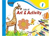 LOTS OF ART AND ACTIVITY - 1