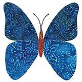 AccuQuilt 55467 Stanzform Schmetterling by Edyta Sitar