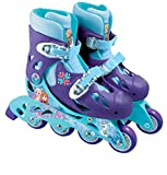 Disney Frozen Kinder Inline Skates, Mehrfarbig, Kid, OFRO032
