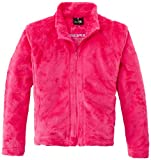 Degré 7 Toudoux Zaya Mädchen Plüschjacke rosa rosa FR : 24 mois (Taille Fabricant : 2A)