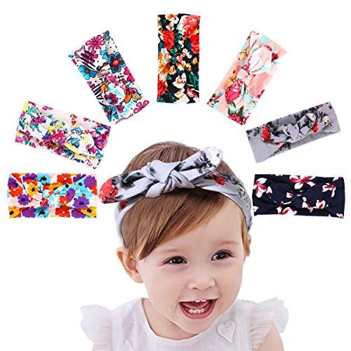Sie Verkauf Für Kombinieren Kostüm - URAQT Turban Stirnband Kopf Haarband, Baby stirnbänderMädchen Stirnbänder Haarband Turban Headband, Babygeschenke, zur Kostüm Fotografie Props