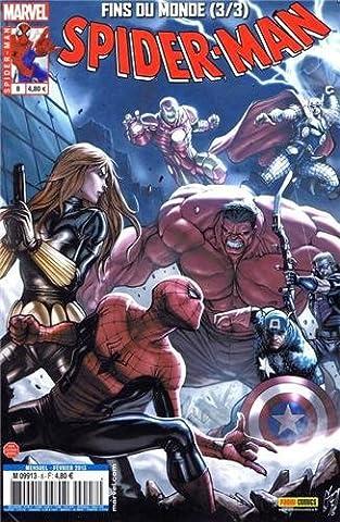 Spider-Man, Tome 8, 2012 : Fins du monde