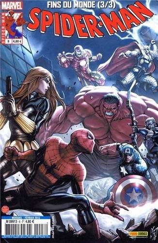 Spider-Man, Tome 8, 2012 : Fins du monde 3/3