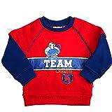 Sam El Bombero - Fireman Sam - Sudadera - Camiseta de los Niños Pullover (Tamaño 92 - 116), Sweatshirt:92;Farbe:Rot