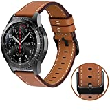 MroTech 22mm Bracelet Compatible avec Samsung Gear S3 Frontier/Classic, Galaxy Watch...