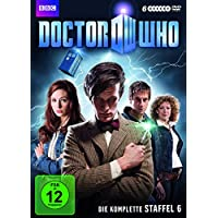 Doctor Who - Die komplette Staffel 6