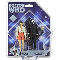 Underground Toys Doctor Who Peri and Sharaz Jek Action Figure , 5""