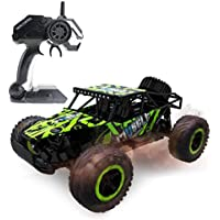 Hugine 1:16 2.4G RC Car Off Road Vehicle High Speed Racing Monster Truck 25km/h Muscle 4 Wheel Independent Suspension Radio Control Cars Toy - Compare prices on radiocontrollers.eu