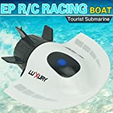LOVE(TM) High Speed 4CH RC Boat Model Radio Remote Control Ship Submarine Electric Toy Kids Gift