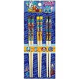 Bamboo Chopsticks 3 sets 16.5cm Dragon Ball super ANT2T by Skater