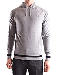 Fred Perry Homme MCBI128170O Gris Coton Sweatshirt