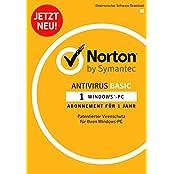 Norton Antivirus Basic für 1 PC